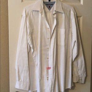 Tommy Hilfiger White Dress Shirt